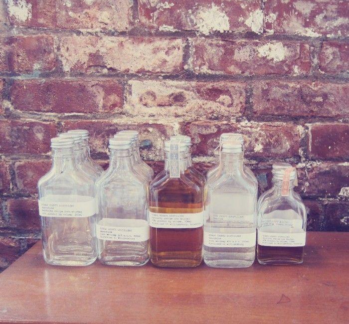 Kings County Distillery packaging