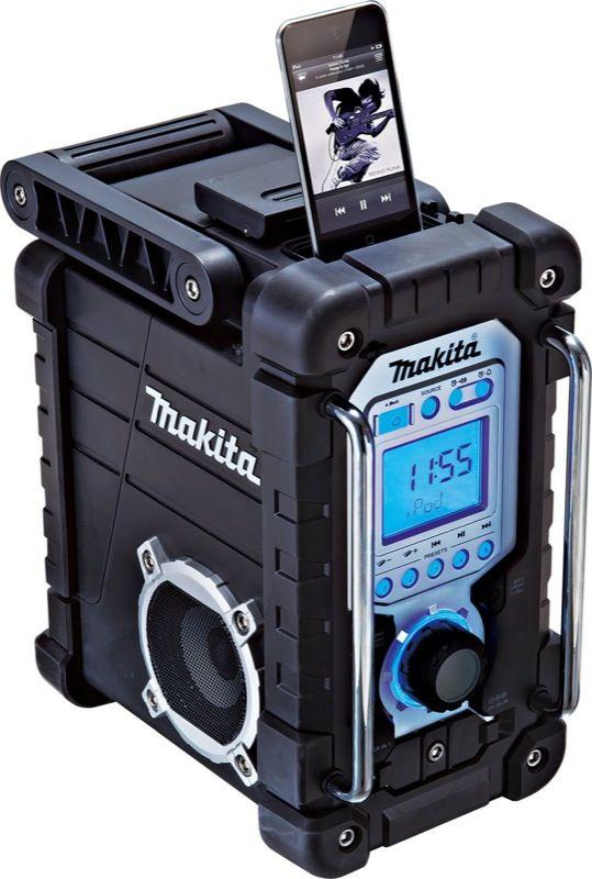 Portable Job Site Radios Round Up Jammin On The Job Site Site Radio Makita Radio
