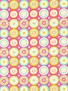 Kumari Garden DF94-Pink Fabric by Dena Designs