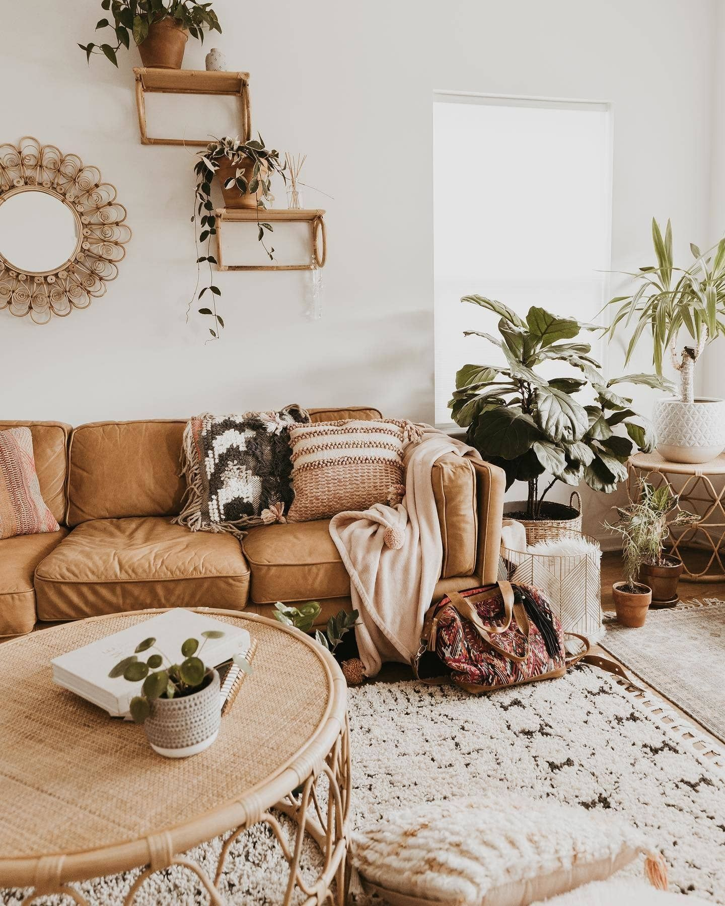 Timber Pebble Gray Sofa in 2020 Boho living room, Home
