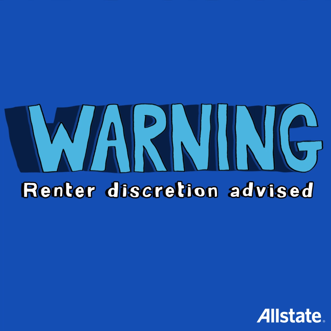 Apartment Renters Insurance: Fun Fact: Allstate Renters Insurance Can Protect Your