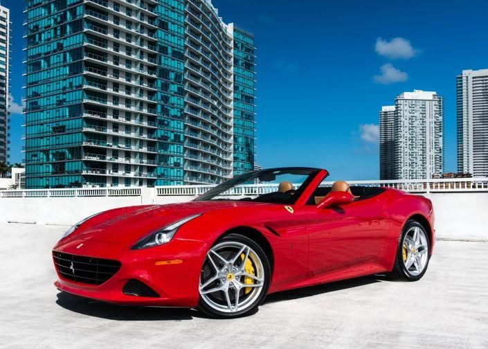 Photo of Ferrari Portofino Rental Miami – Paramount Luxury Rentals