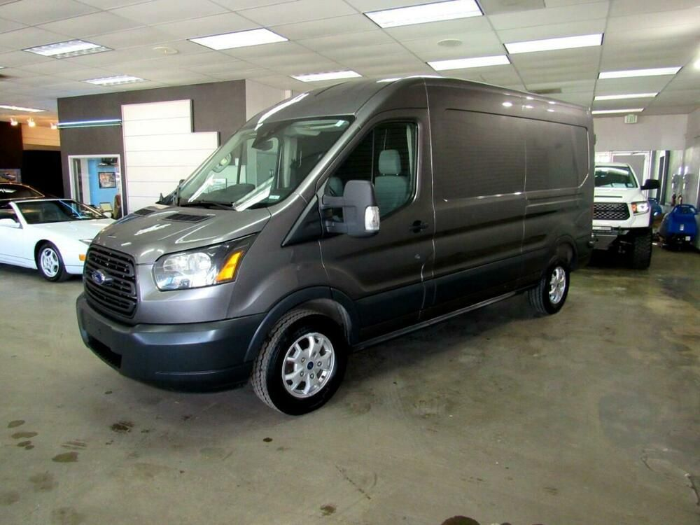 2015 Ford Transit Connect 250 Van Med Roof W Sliding Pass 148 In Wb Ebay In 2020 Ford Transit Vehicle Shipping Van