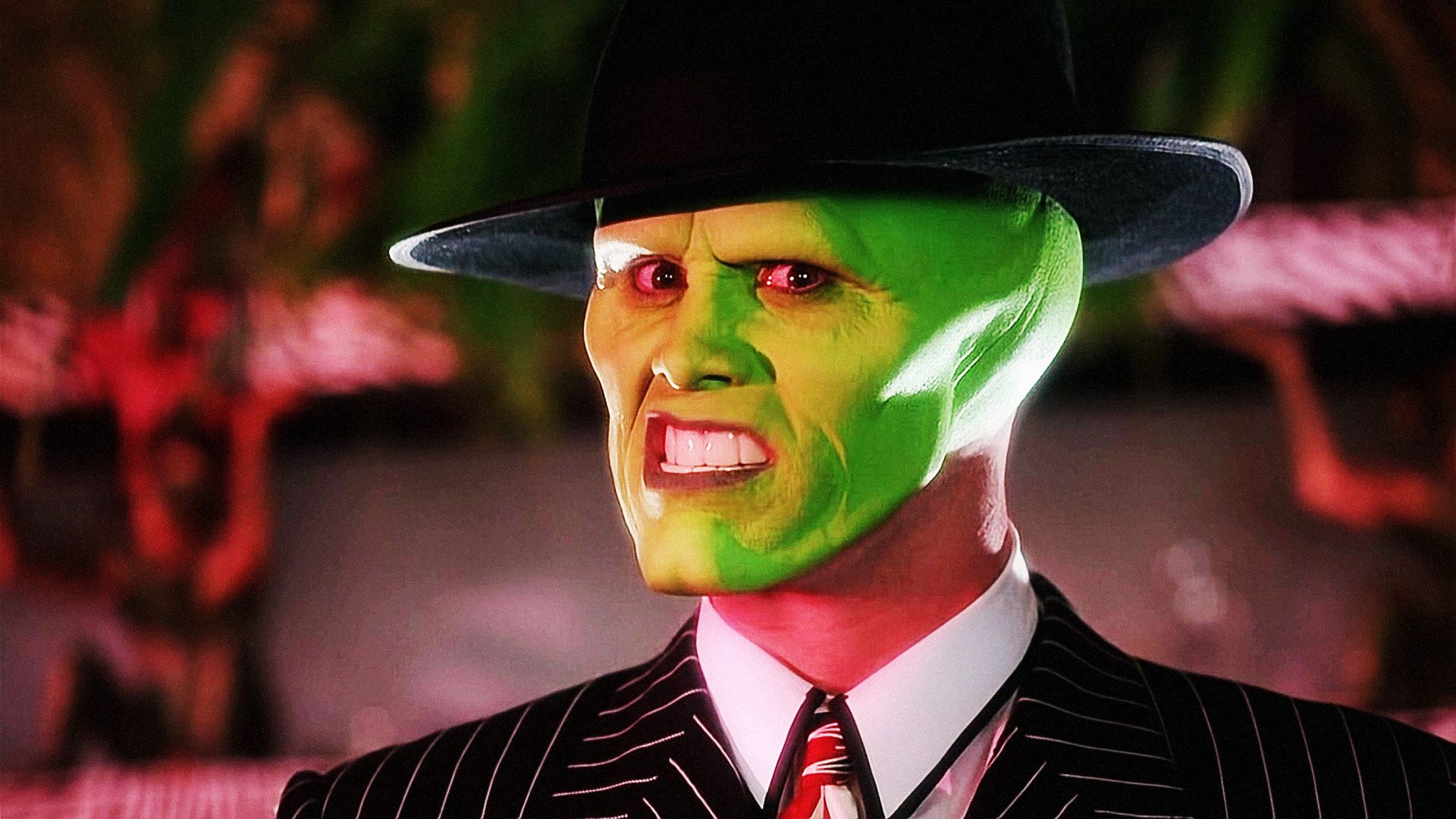 the mask( jim carrey) by Chuck Russell Film music books