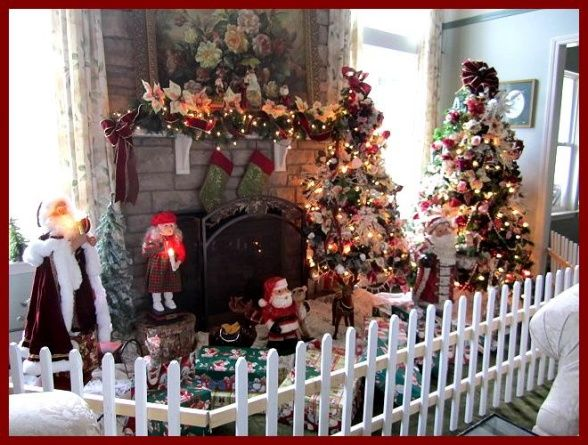 Puppy-Proof Christmas Decorating, Artificial Trees, Quaker