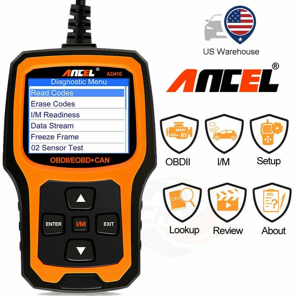 Car Engine Scanner Automotive Diagnostic Tool ODB2 Code