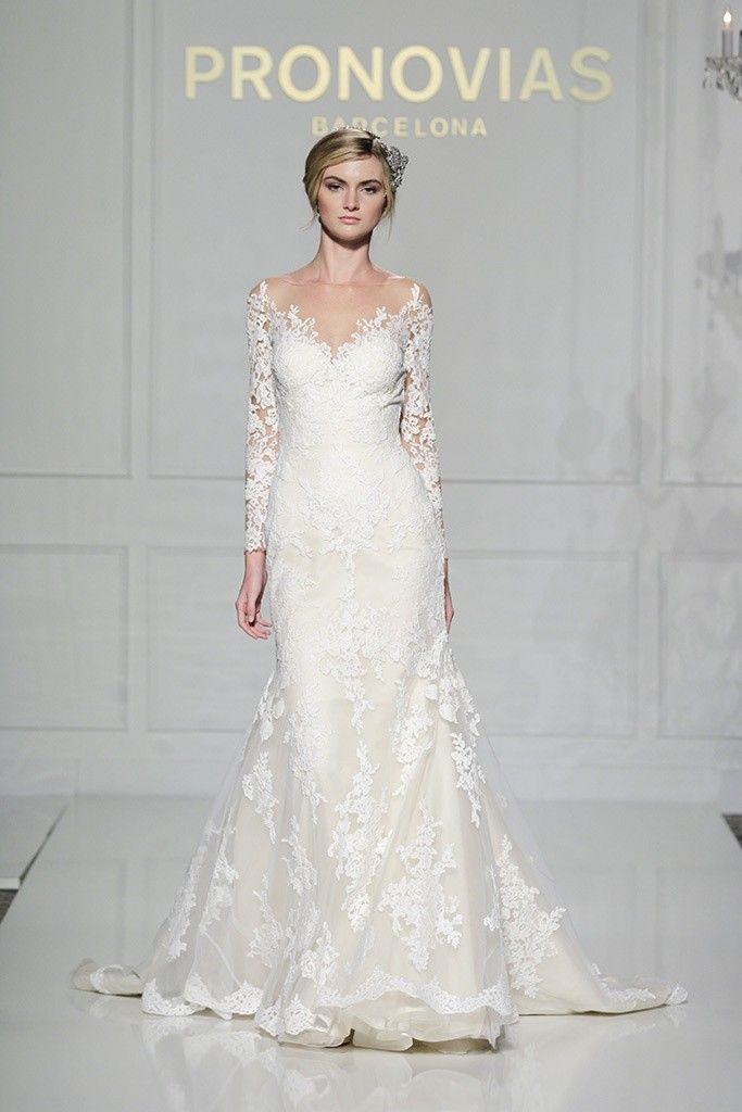 venta al por mayor gran descuento venta primera vista Imprescindibles de la New York Bridal Week 2016 » Mi Boda ...