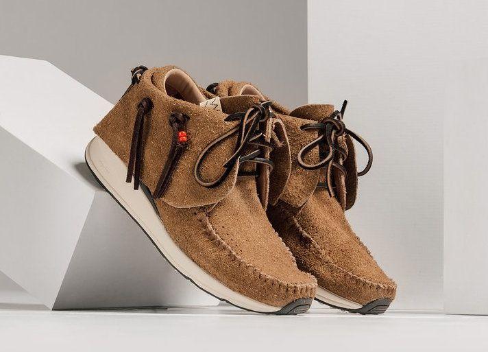 6e81ff5d573 Visvim FBT Veg Suede Collection Sneaker Bar