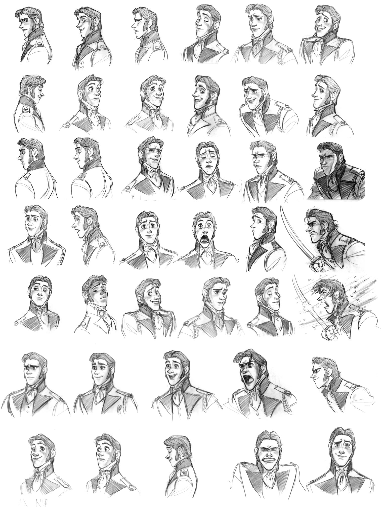 Pin by Character Design References on Character Design