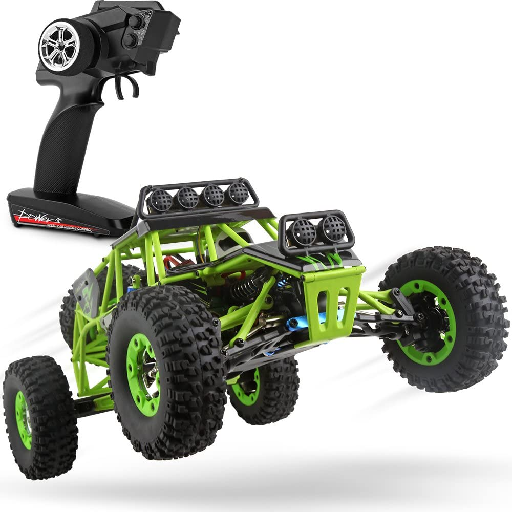 Wltoys Rc Cars 4wd High Speed Electric Tips For Pursuing