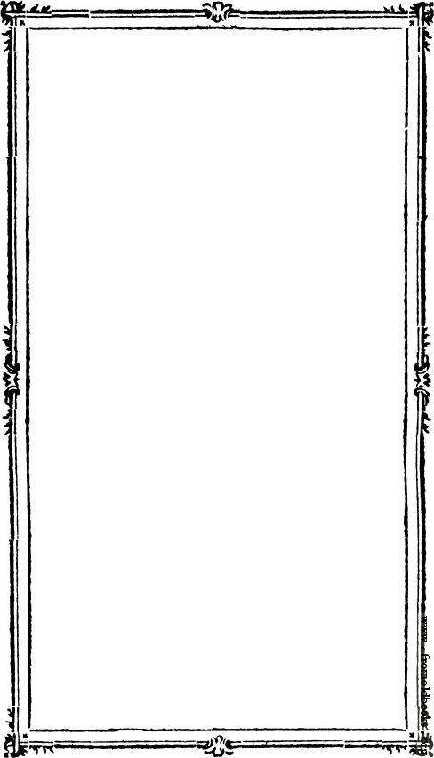 Clip art borders and frames free clipart images - Clipartix ...