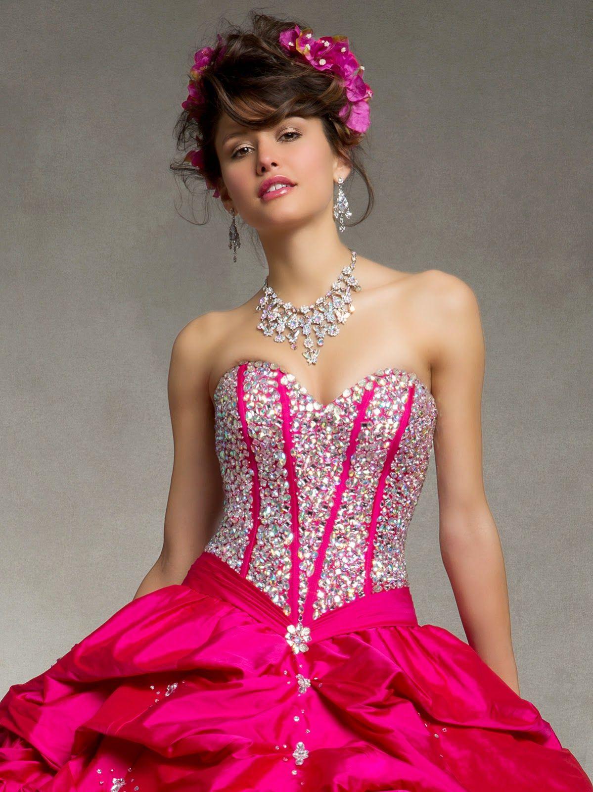 Lindos vestidos de 15 años | Moda y Tendencias | vestidos de 15 años ...