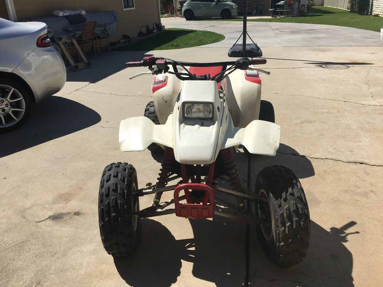 Used 1989 Honda TRX 250R ATVs For Sale in California. 1989