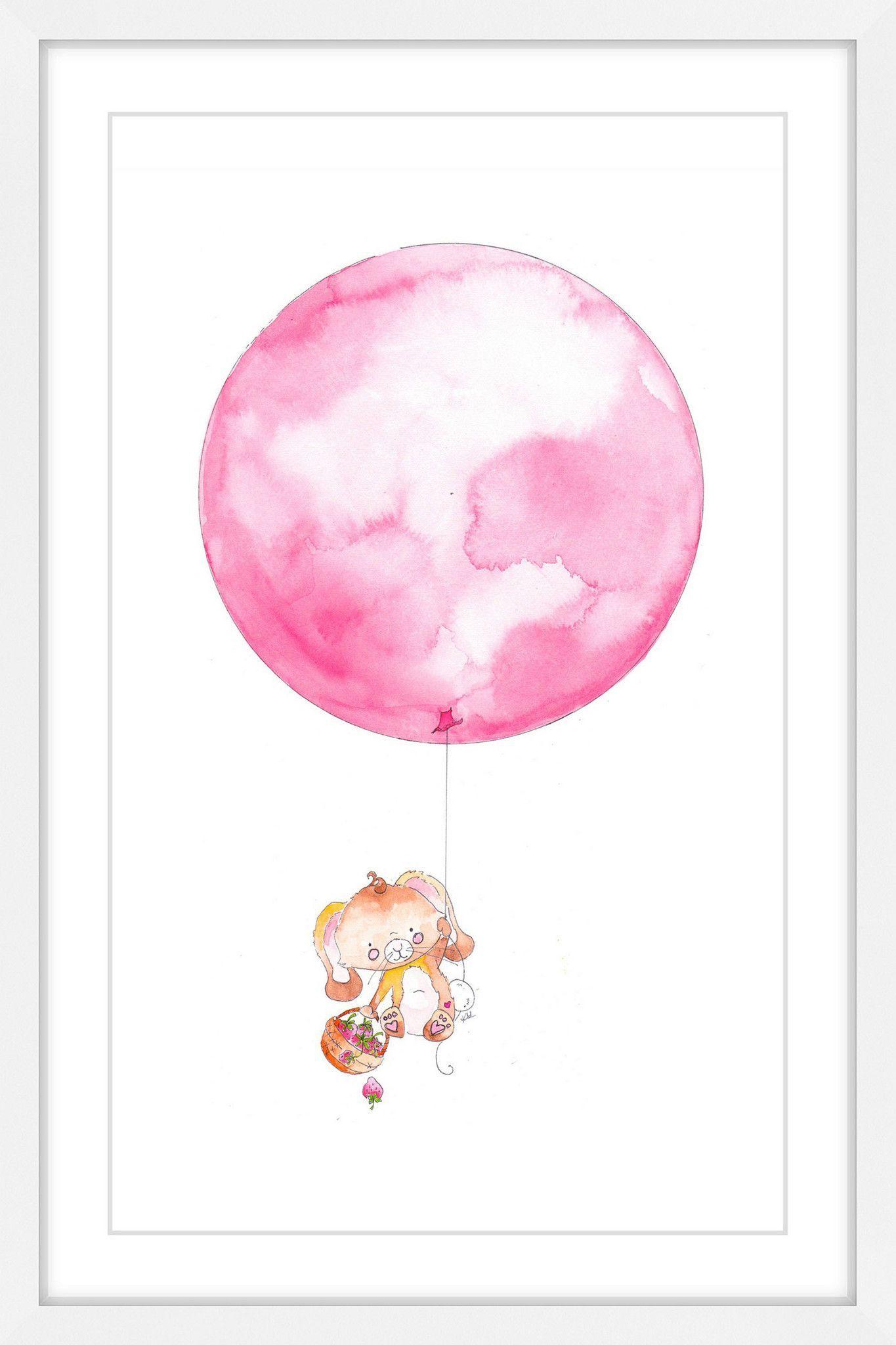 Balloon Bunny | bunnies | Pinterest