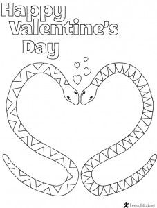 Fun Valentine S Day Coloring Page Valentines Day Coloring Page Valentines Day Coloring Coloring Pages