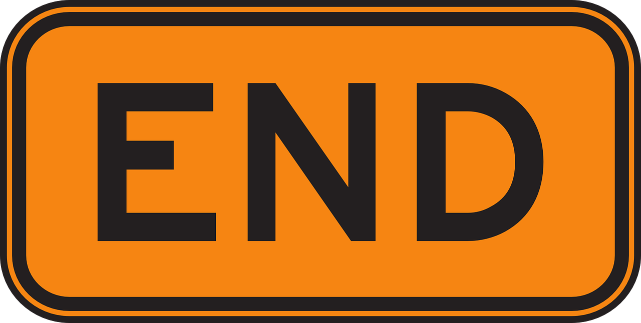 Travel End Sign Road Signage Warning Travel End Sign Road Signage Warning Signage Signs Signs Medical Library