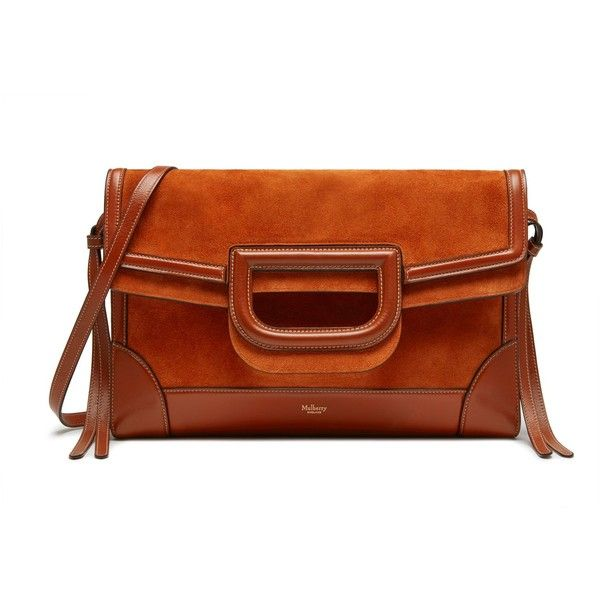 05b91eeab5 Mulberry Brimley Envelope (€1.180) ❤ liked on Polyvore featuring bags