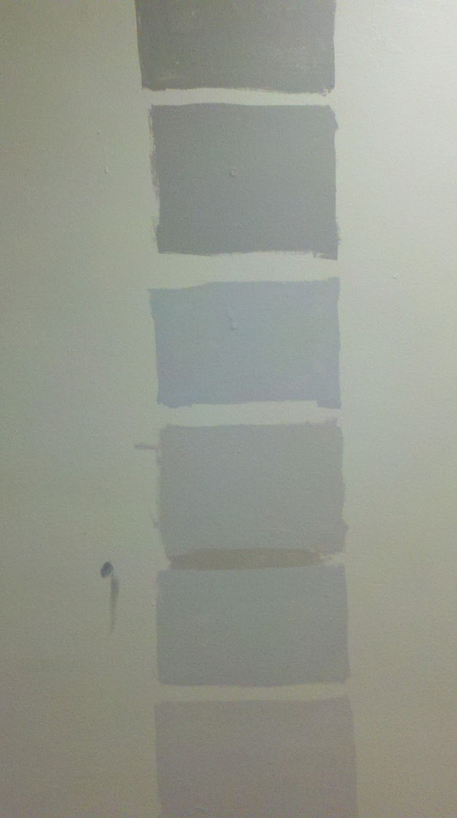 1 Wood Smoke Glidden 2 Ozark Shadow Benjamin Moore 3