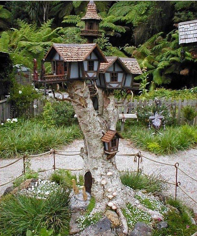 15 Idees Recup D Un Tronc D Arbre Bricolage Maison Souche D Arbre Jardins Idees Nichoir