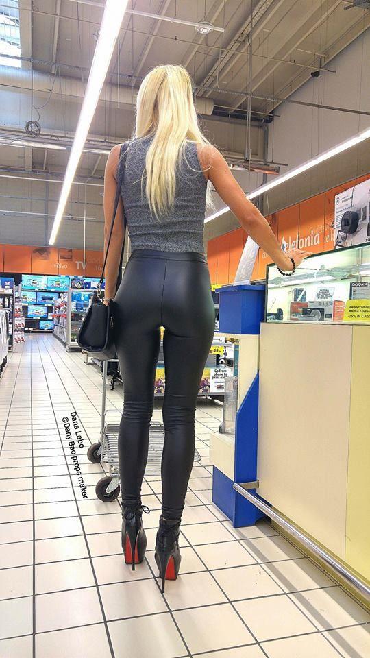Geile girls in leggings