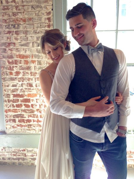 The beautiful bride and groom - Beaux Wedding