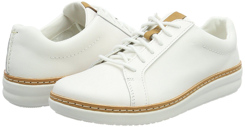 negar refrigerador reducir  Clarks Amberlee Rosa, Zapatillas Para Mujer, Blanco (White), 41 EU: Amazon.es:  Zapatos y complementos | Zapatillas mujer, Clarks, Zapatos