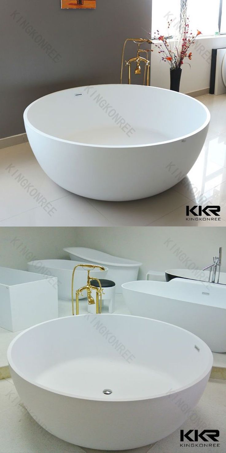 Shallow bathtub. By Kingkonree International China Surface ...