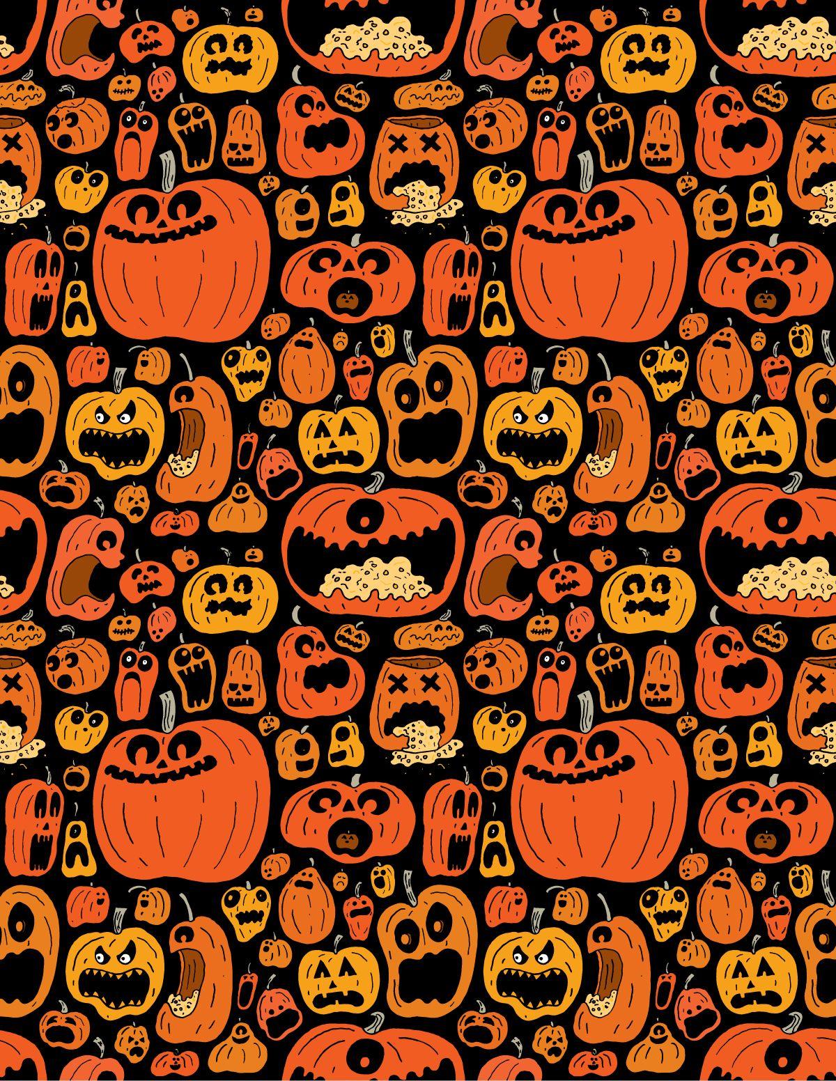drawing patterns pumpkin pattern chris piascik
