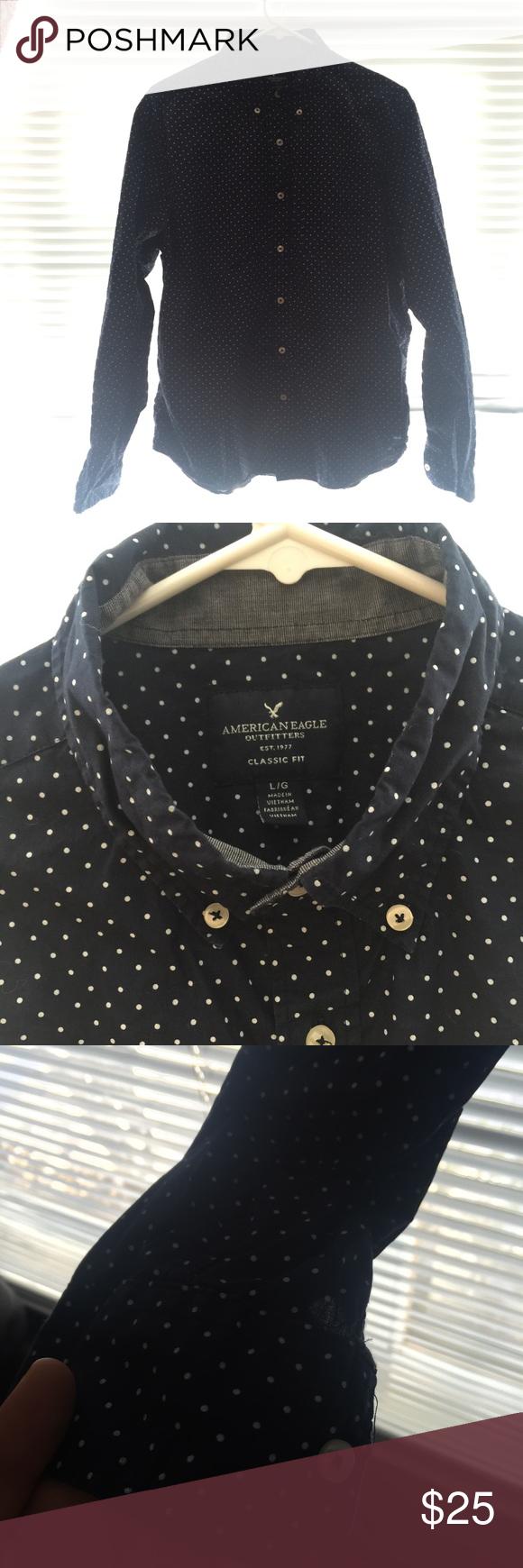 American eagle dress shirt Perfect semi formal shirt American Eagle Outfitters Shirts Dress Shirts