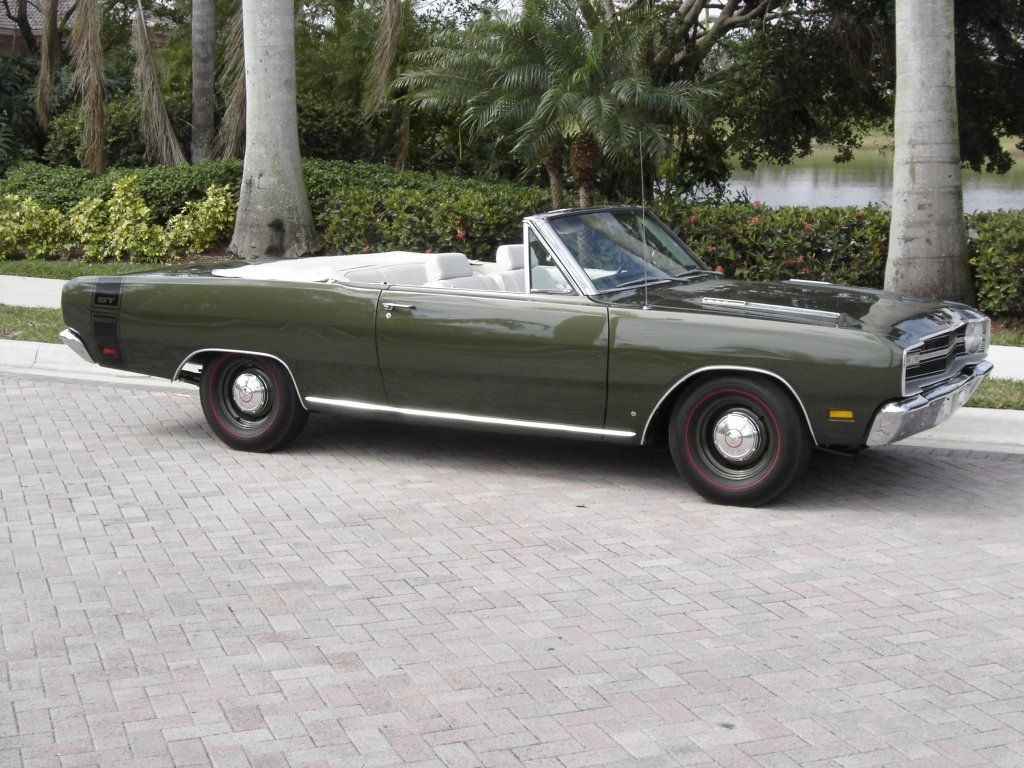 1969 dodge dart 383 gts convertible muscle cars pinterest 1969 dodge dart 383 gts convertible sciox Images