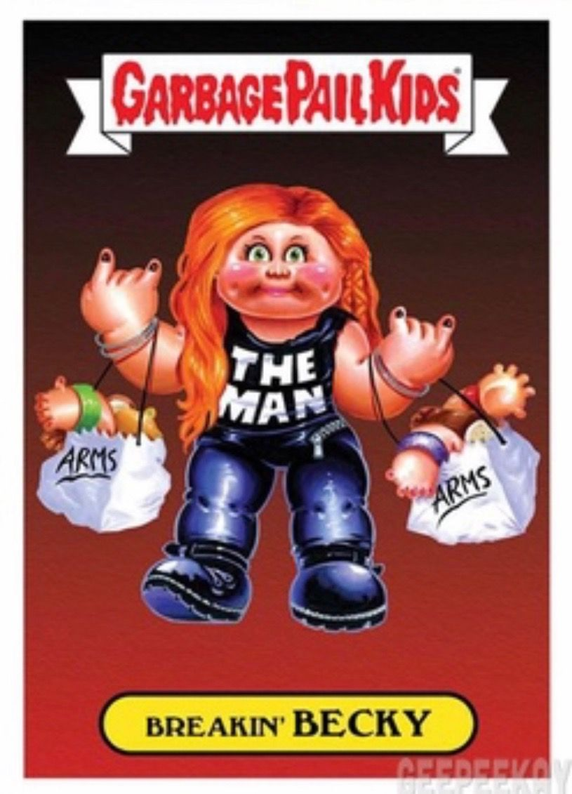 Pin By Freddy Bischops On Aaa Gpk S What Do You Need Garbage Pail Kids Garbage Pail Kids Cards Collectible Trading Cards