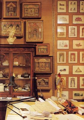 Scala Regia Inspirational Archives: Home Sweet Home
