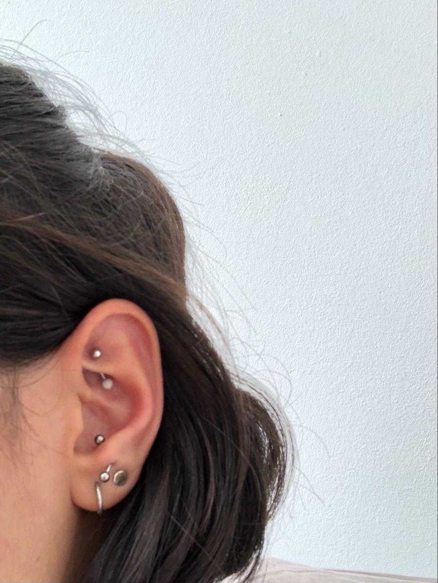 #piercing #rookpiercing #piercingideas #piercingaddict