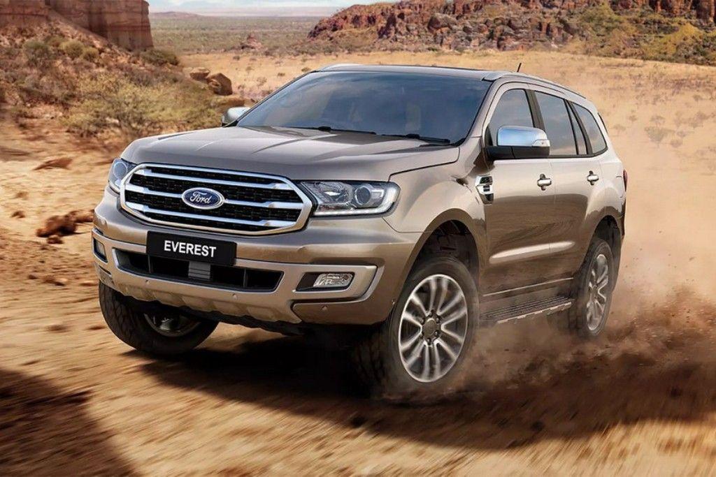 Mundo Quatro Rodas Ford Ford Everest 2019 Arrives With Mor