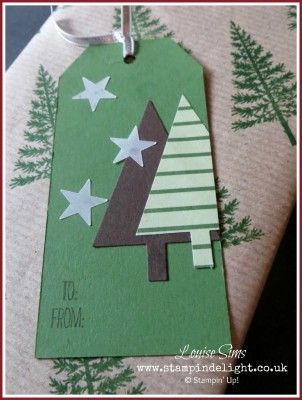 Wrap It Up With Festival Of Trees Christmas Gift Tags Handmade Christmas Gift Tags Christmas Tree Cards