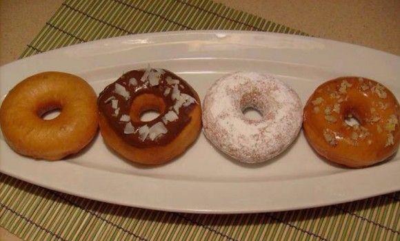 عمل الدونات Food Desserts Doughnuts