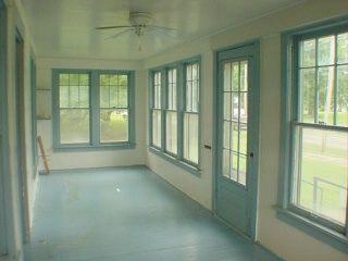 Painting Trim Around Windows