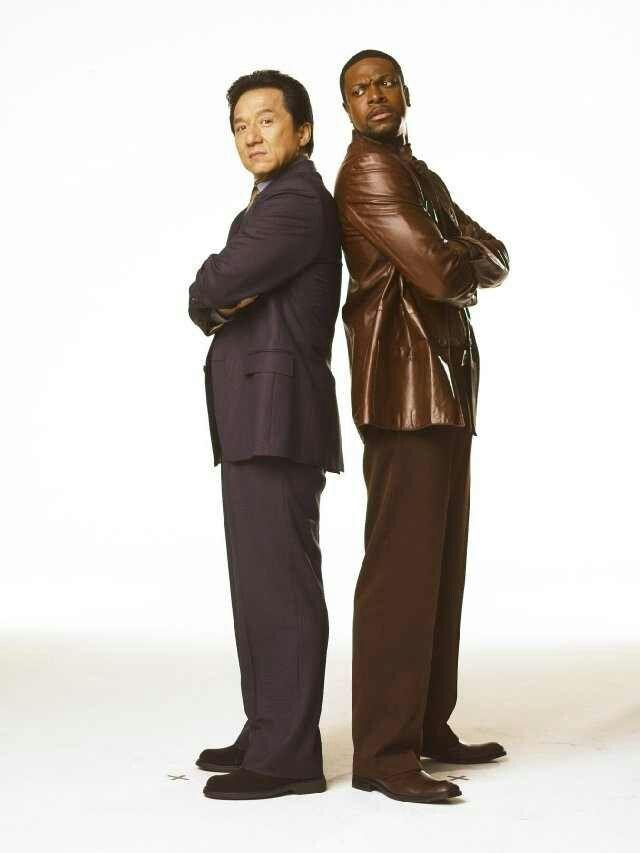 Jackie Chan Chris Tucker Jackie Chan Jackie Chan Movies