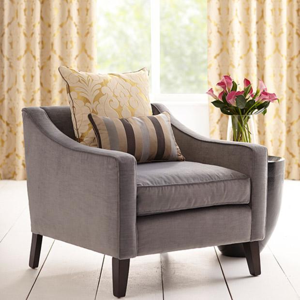 Mimosa Fabrics Warwick Fabrics Lounge Suites Sofa Chair