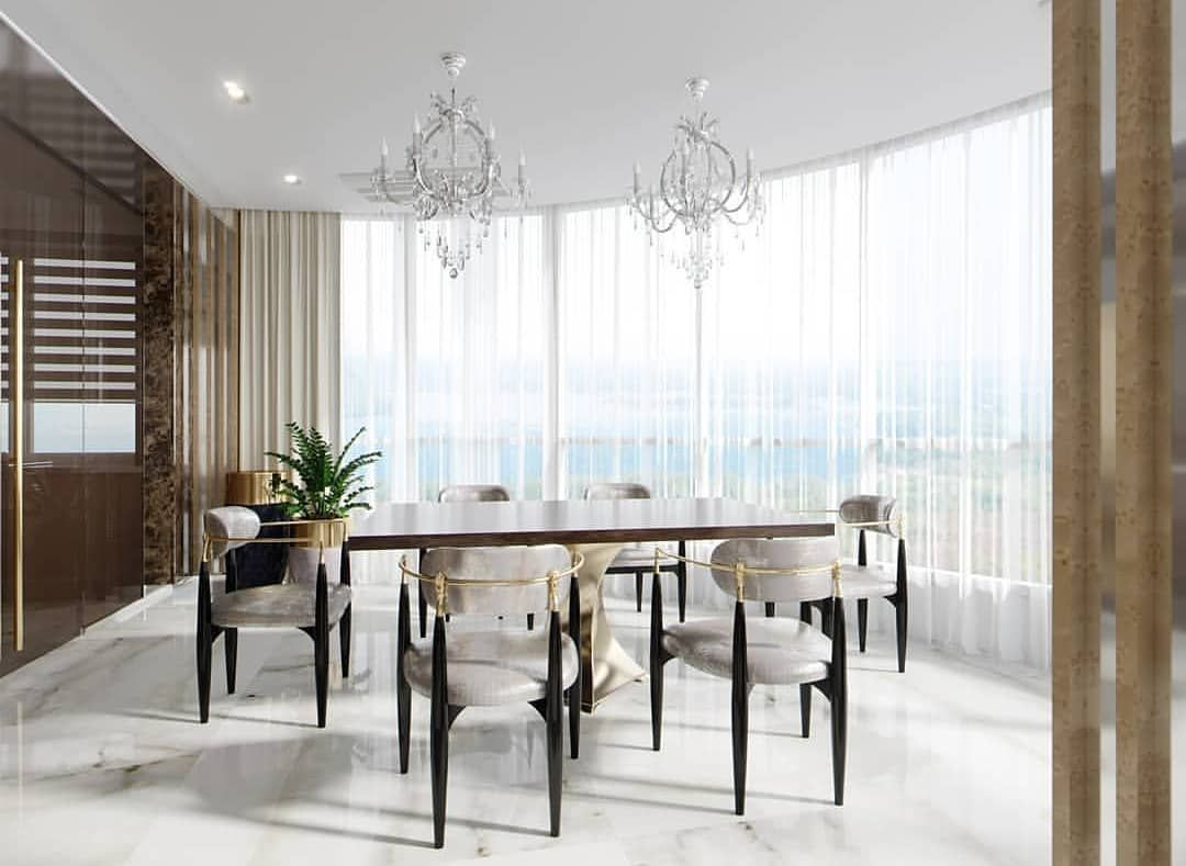 Sandra Design featuring Nahèma chairs