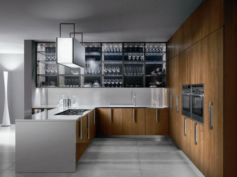 Einbauküche mit Kochinsel 50 moderne Designs von