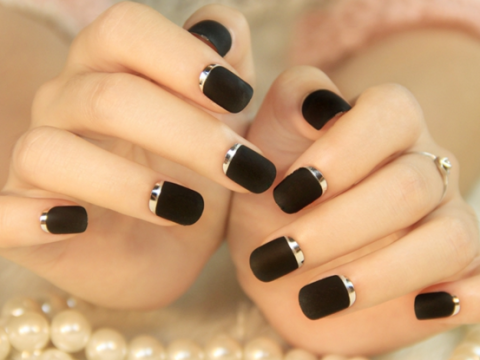 Black and gold nail art designs httponlineshopchinashop black and gold nail art designs httponlineshopchinashop prinsesfo Gallery
