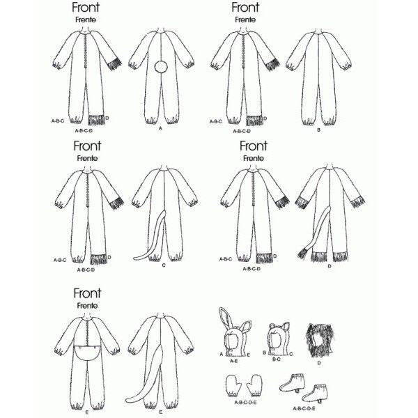 Top patron couture déguisement | déguisement et cosplay | Pinterest  CQ95