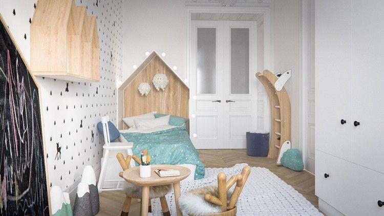 Kinderzimmer Gestalten Als Einen Raum Unbegrenzter Spielmöglichkeiten