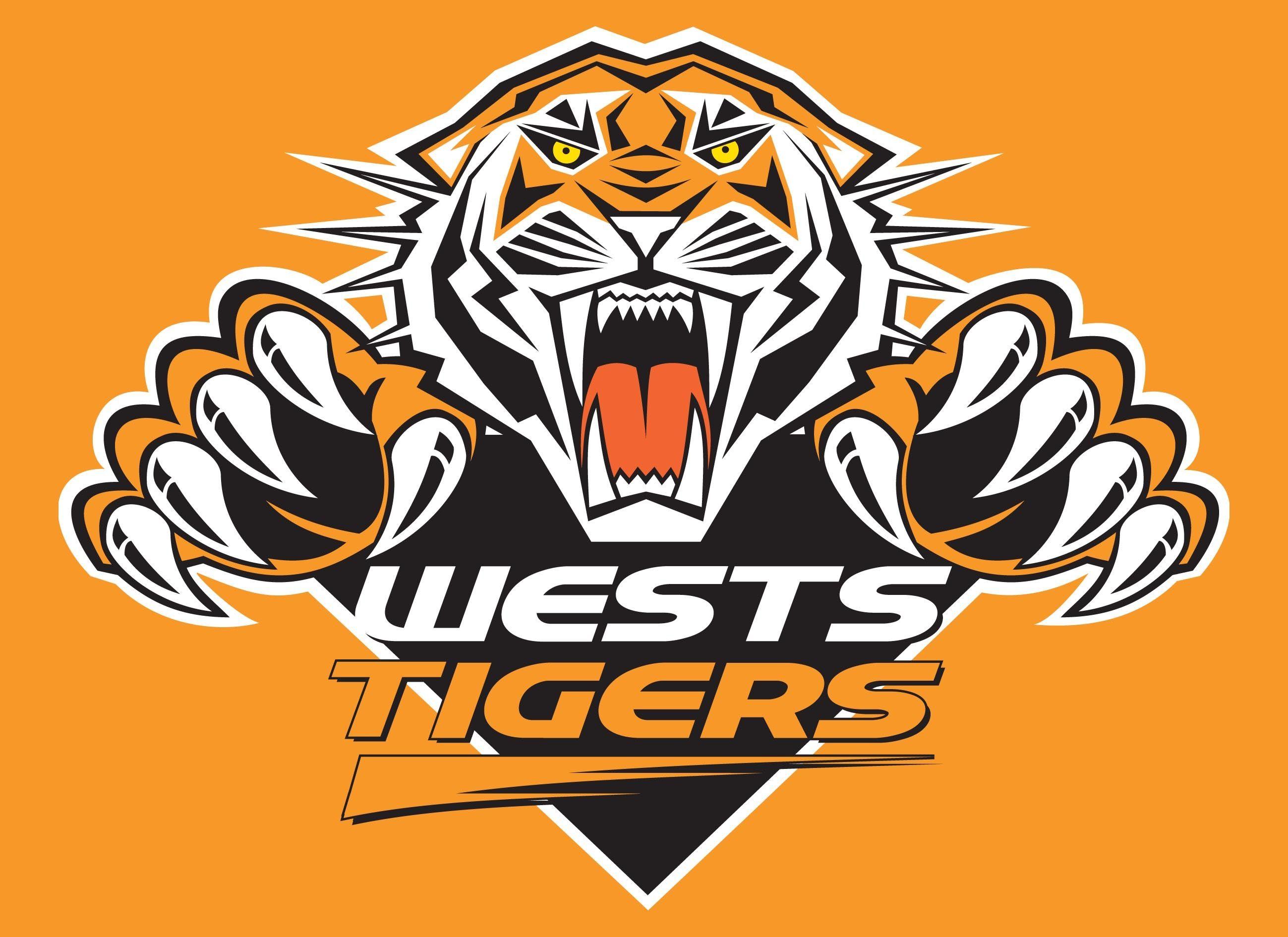 west tigers that s my team pinterest tigers rh pinterest com logo tigre foot college football tiger logos