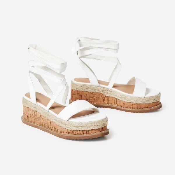 platform sandals, Ego shoes, Espadrilles