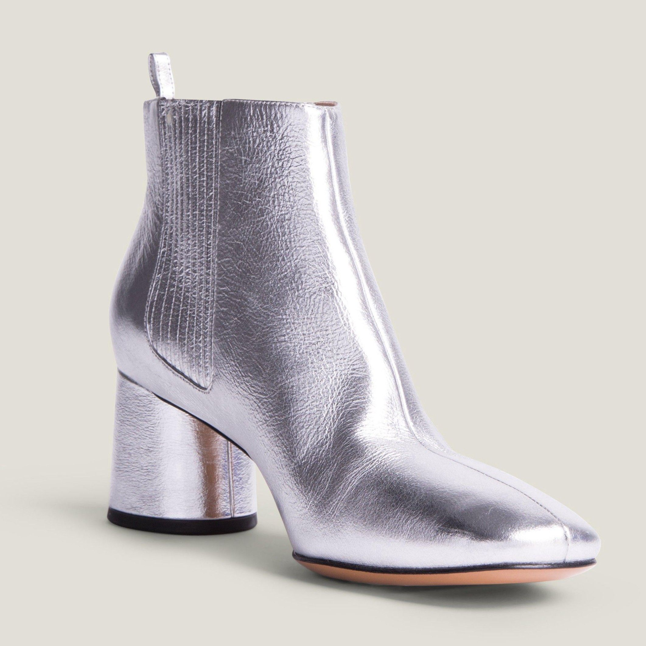 Silver Rocket Chelsea Boots Marc Jacobs Outlet The Cheapest Cheap Release Dates Low Price Fee Shipping Drop Shipping Professional AgjycL