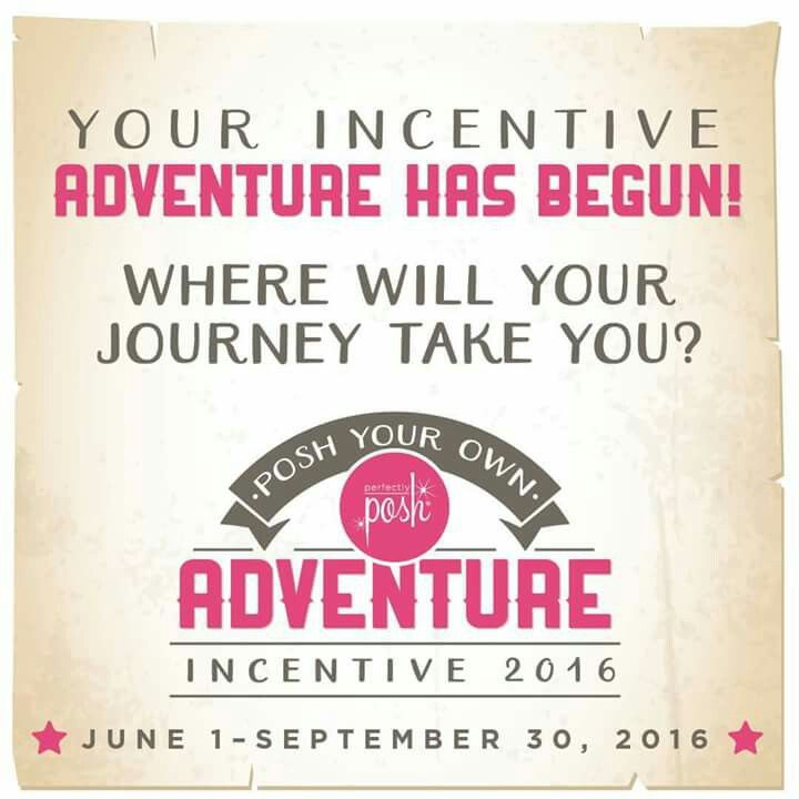 INCENTIVE TIME for Posh again!!! Send me to Costa Rica (somewhere I'd love to go), by hosting parties, referring friends, and joining my team! https://TLCPOSH.po.sh/ Tracy Lynne Calhoun