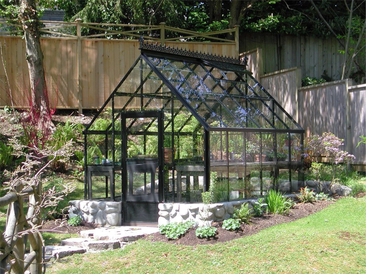 A Greenhouse Is The New Black Http Garden Greenhouse