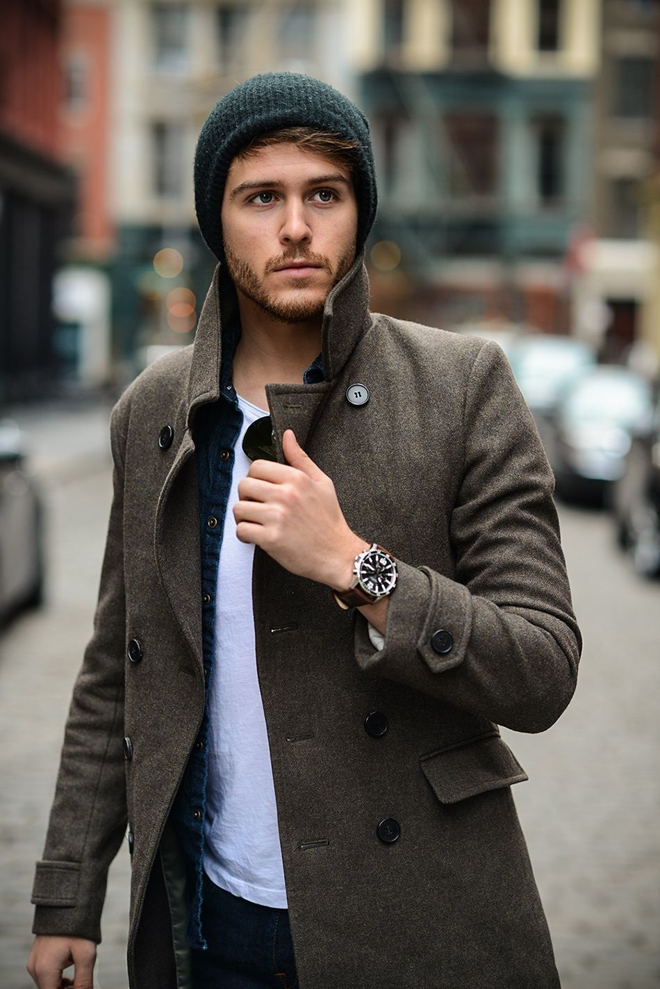 54 Mens Accessories for Autumn/Winter You Can Try